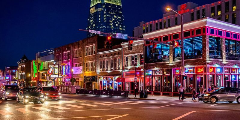 Cheap flights from PHL to BNA Nashville, Tennessee