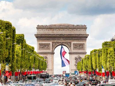 Flight deals from PHL to CDG Paris, France