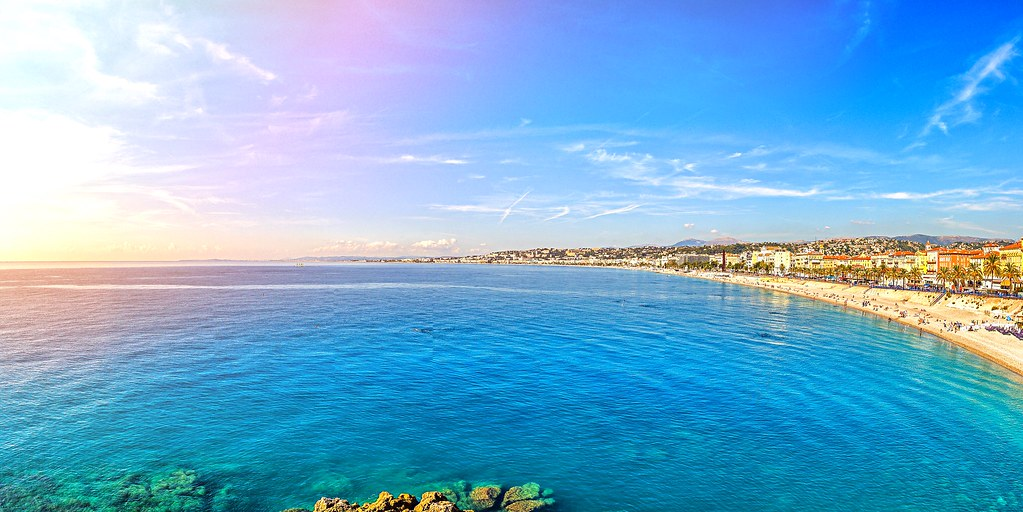 Cheap flights from PHL Philly to NCE Nice, France, Philly Flight List, Moonfish