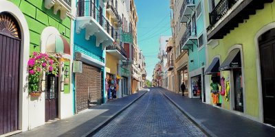 Cheap flights from PHL Philadelphia to SJU San Juan, Puerto Rico