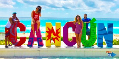 First Class flights from PHL to CUN Cancun, Mexico
