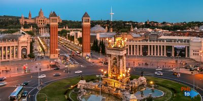 Cheap flights from BCN Barcelona Spain