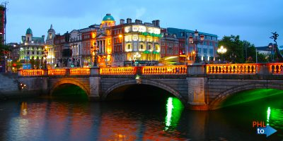 Cheap flights from PHL to DUB Dublin Ireland