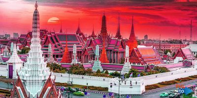 Cheap flights from PHL to BKK Bangkok Thailand