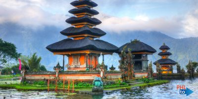 Cheap flights from PHL to DPS Denpasar Indonesia