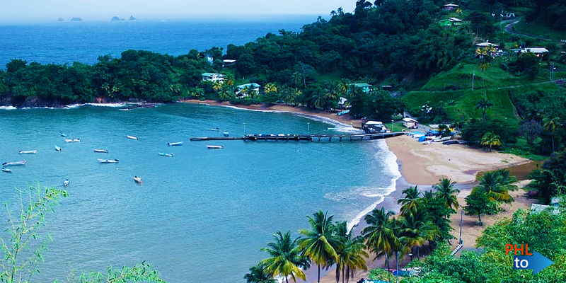 Cheap flights from PHL to POS Port of Spain Trinidad and Tobago