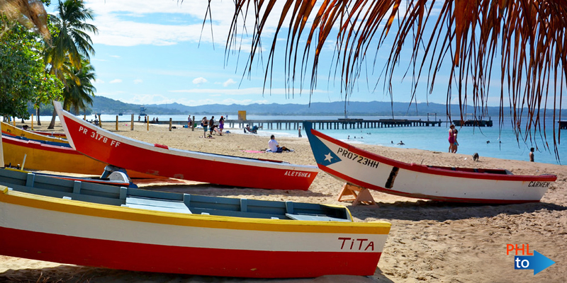 Cheap flights from PHL to BQN Aguadilla Puerto Rico