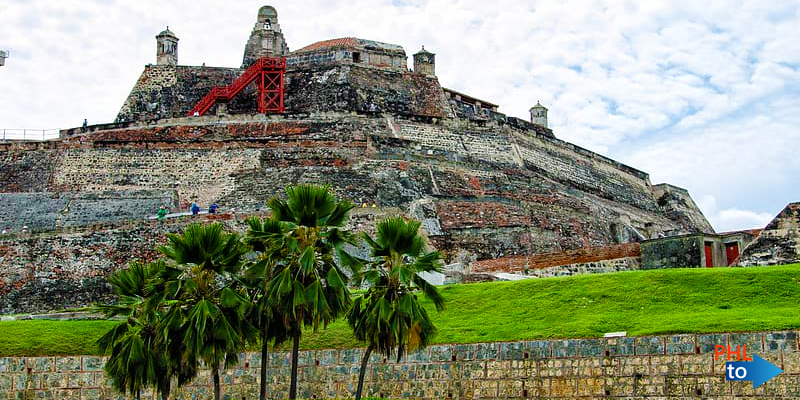 PHL to Cheap flights from CTG Cartagena Colombia