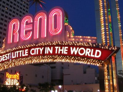 Cheap flights from PHL to RNO Reno Nevada